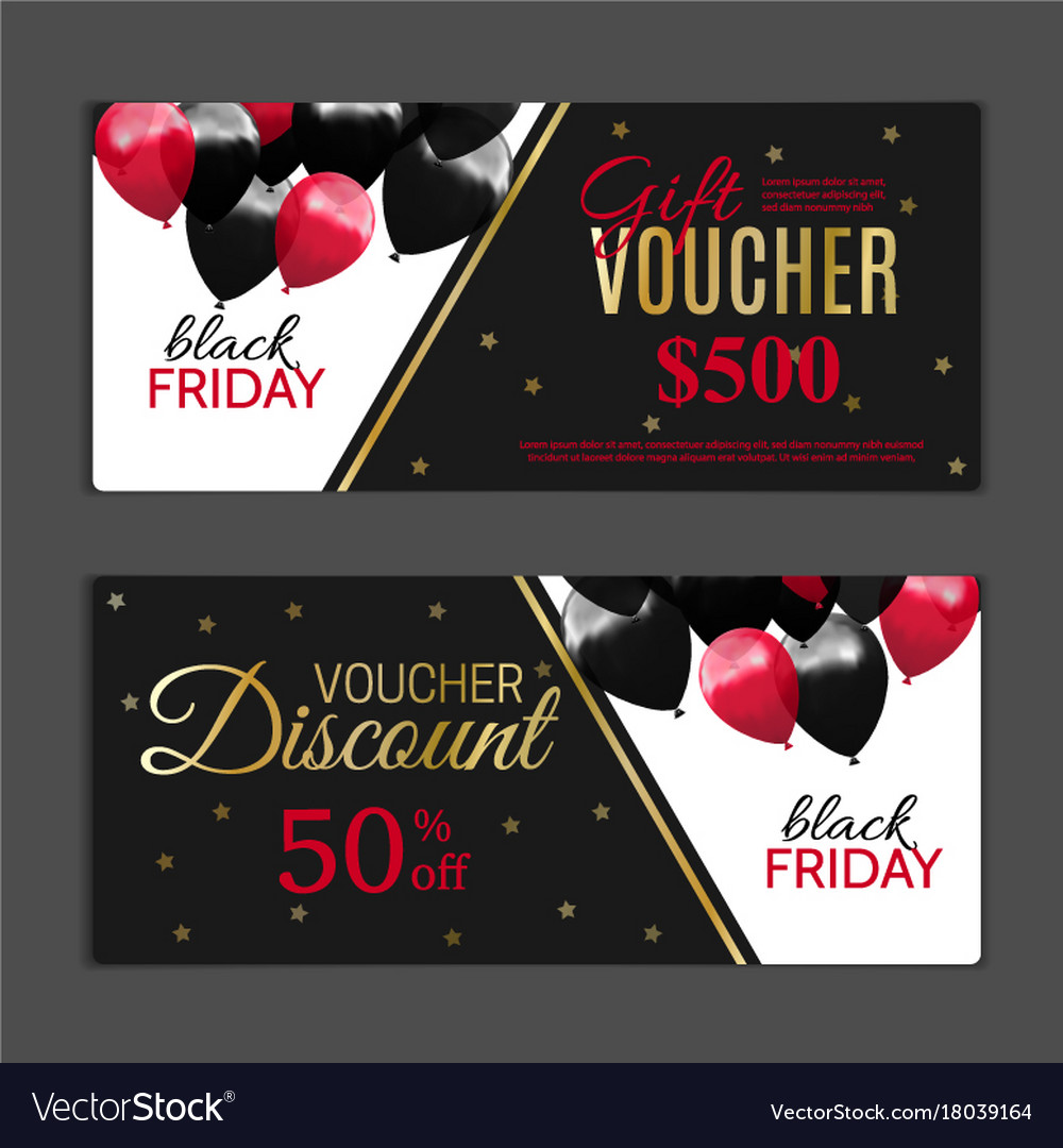 Gift voucher template can be use for shopping