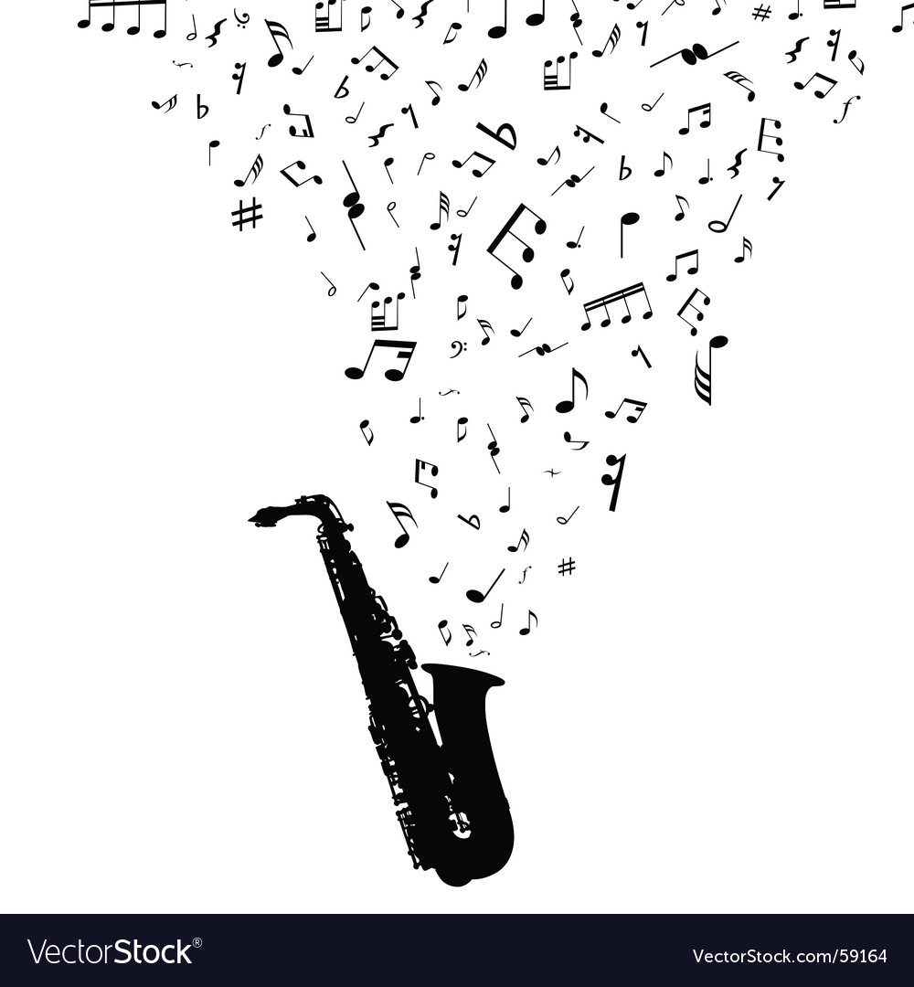 musical notes background. Musical Notes Background