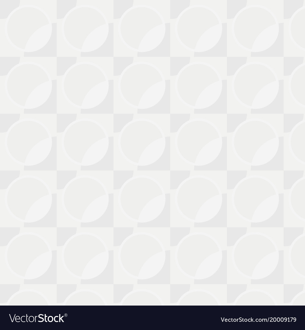 Abstract background with white circle pattern