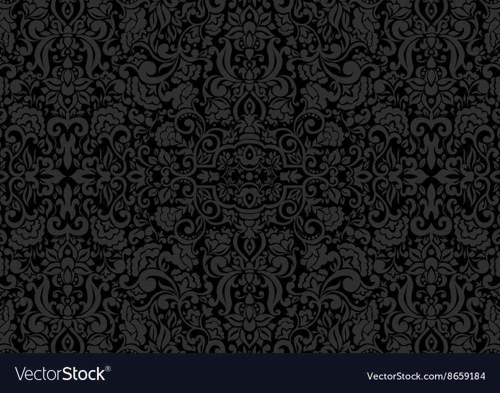 Classic vintage background seamless pattern