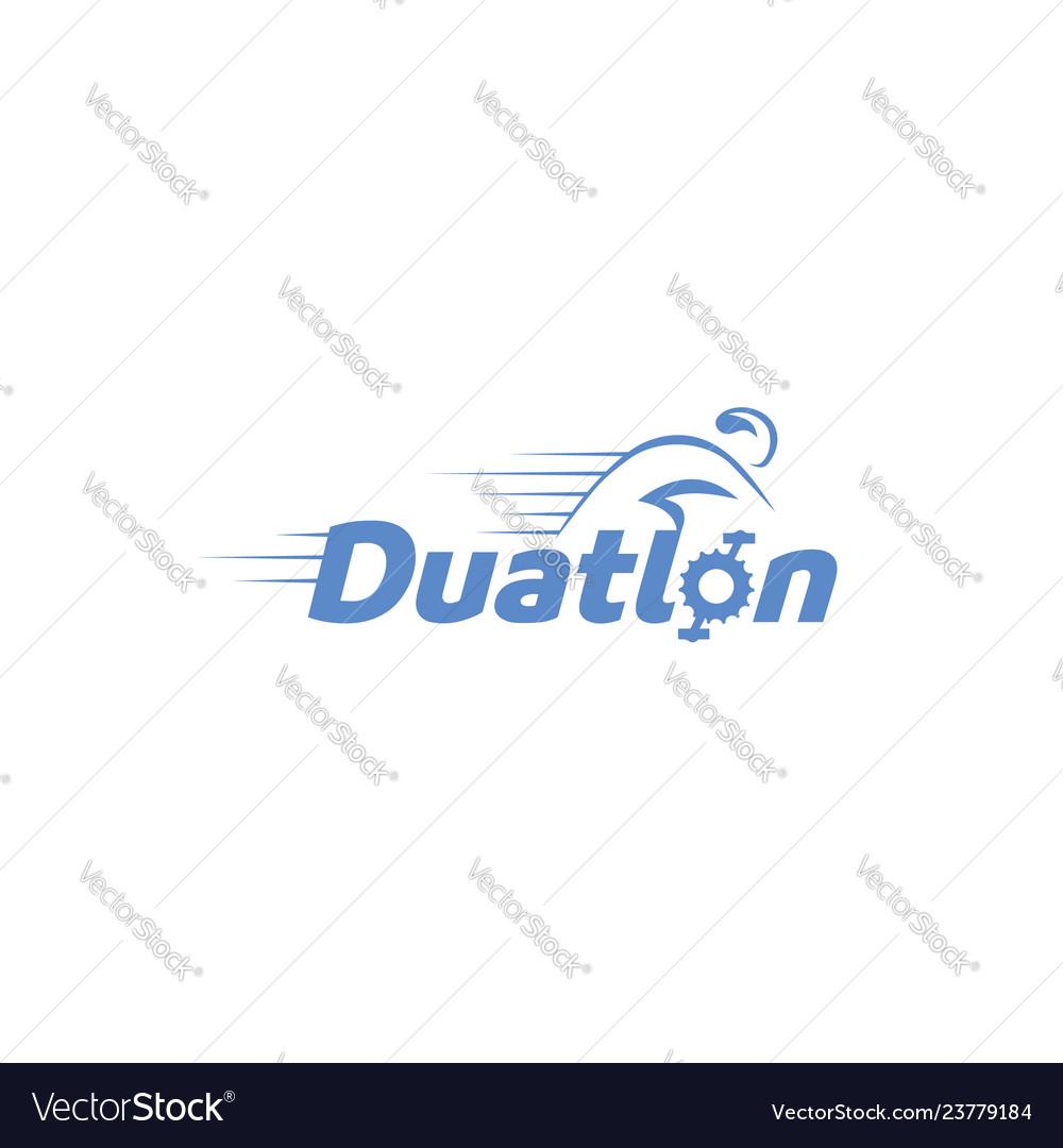 Duatlon-logo