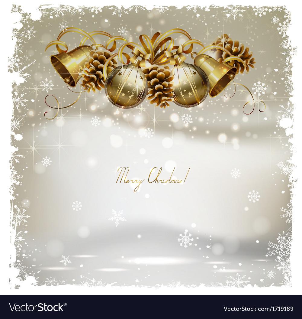 Christmas greeting-card