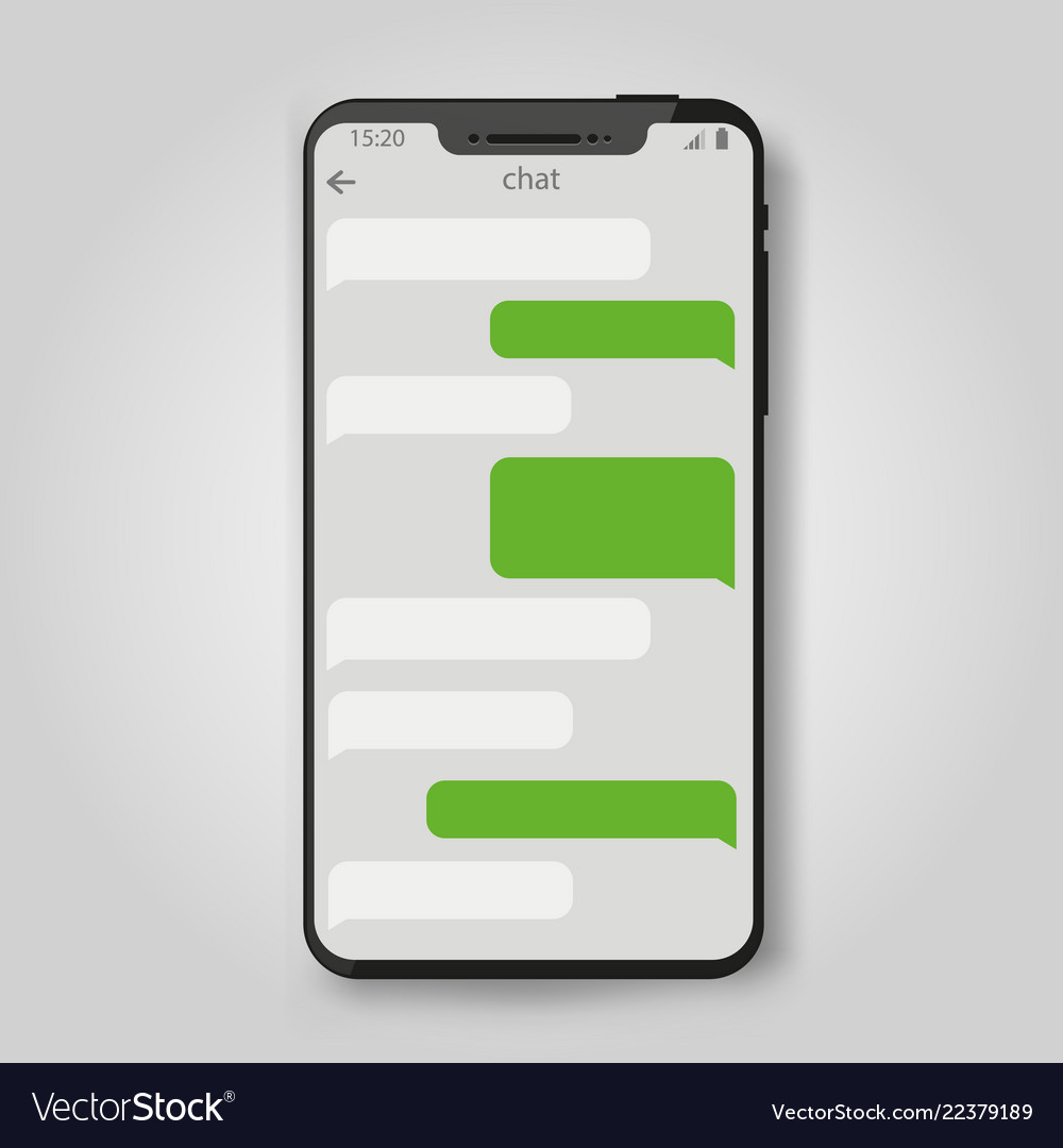 Mobile phone social network messenger