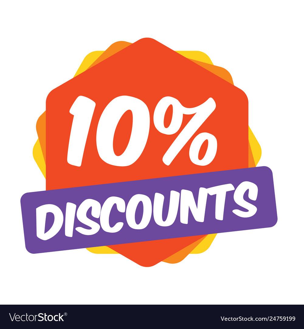 10 off discount promotion sale sale promo market