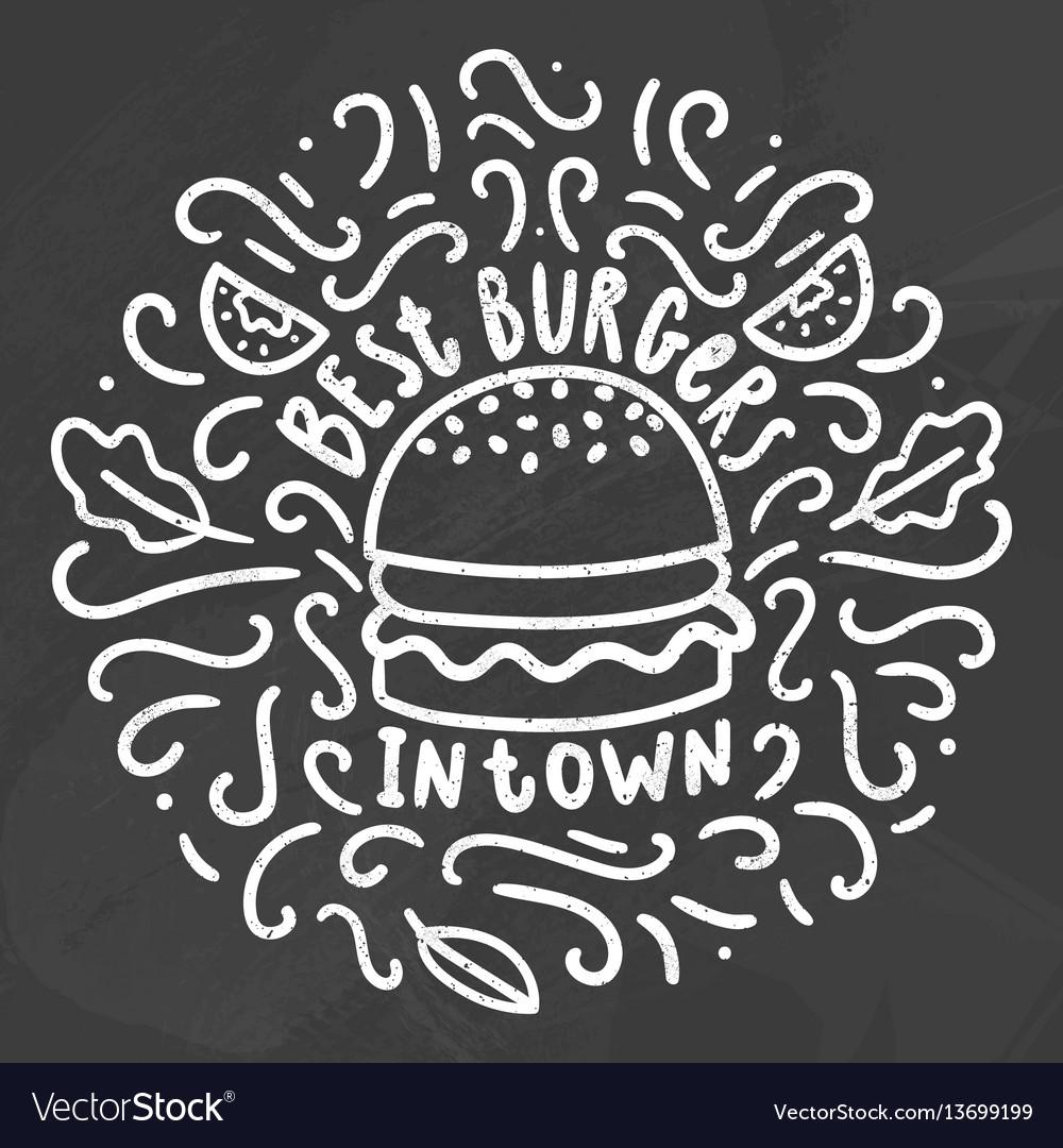 Best burgers in town