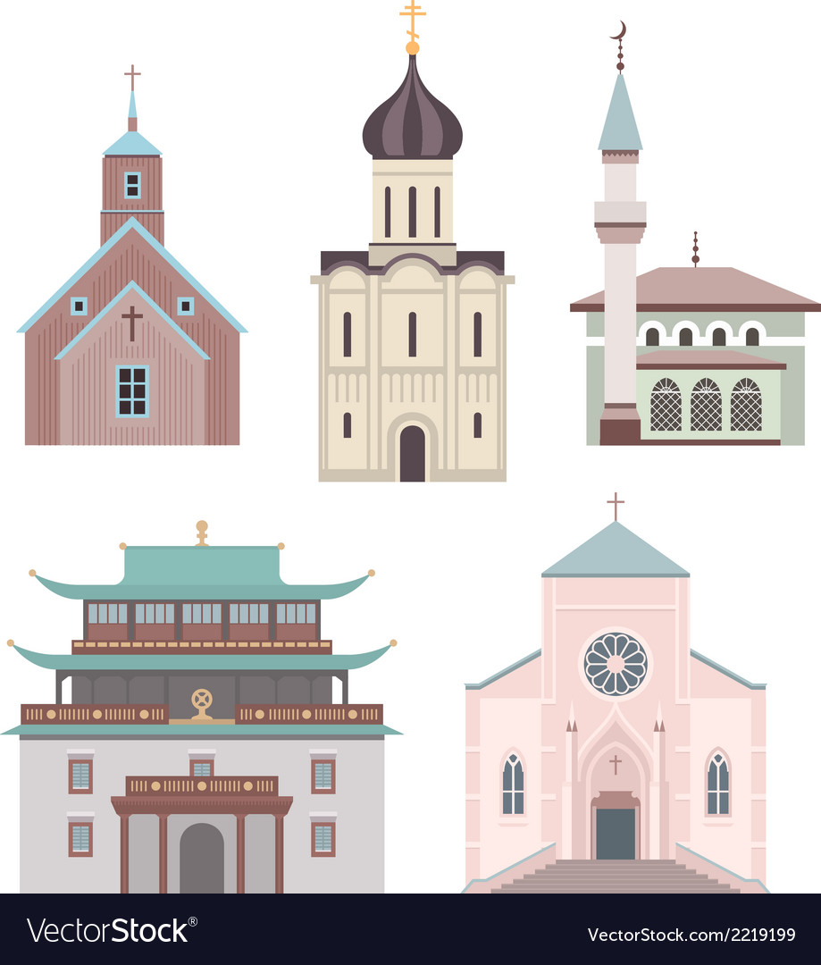 Church flat collection