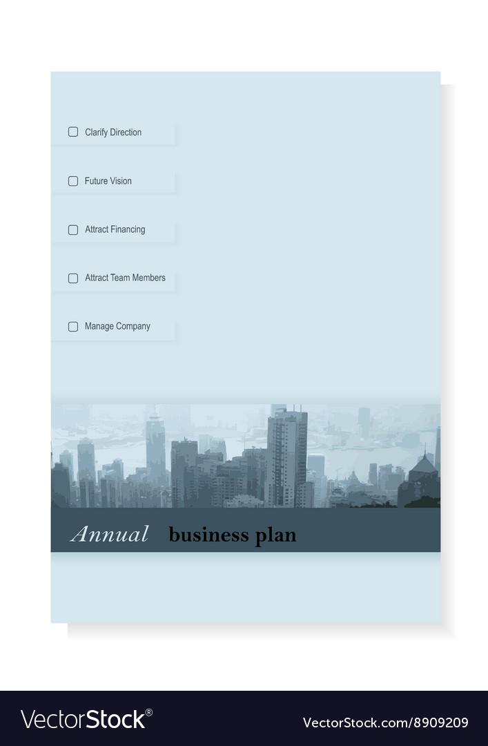 Leaflet Brochure Flyer template design business