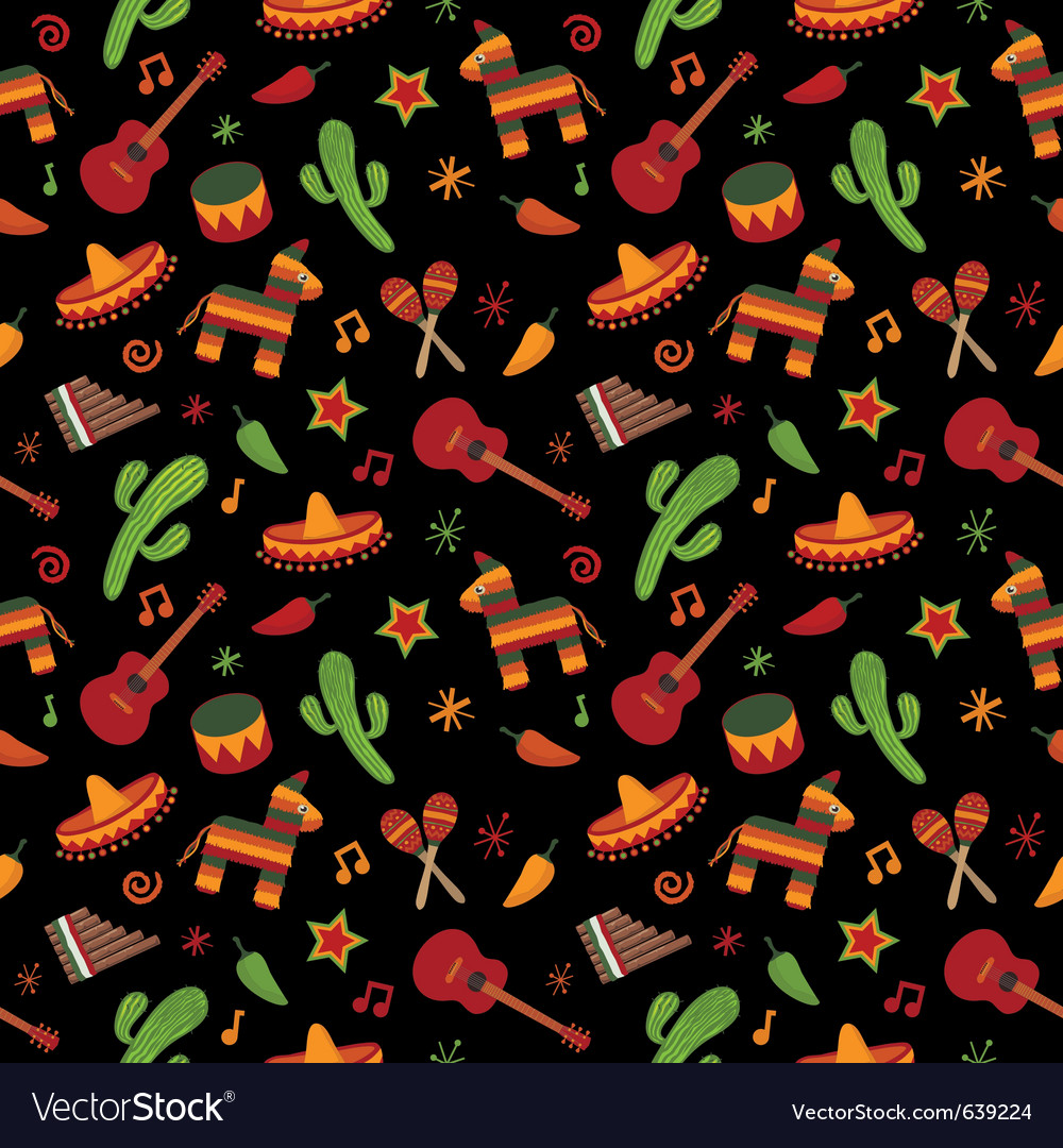 Mexican Pattern