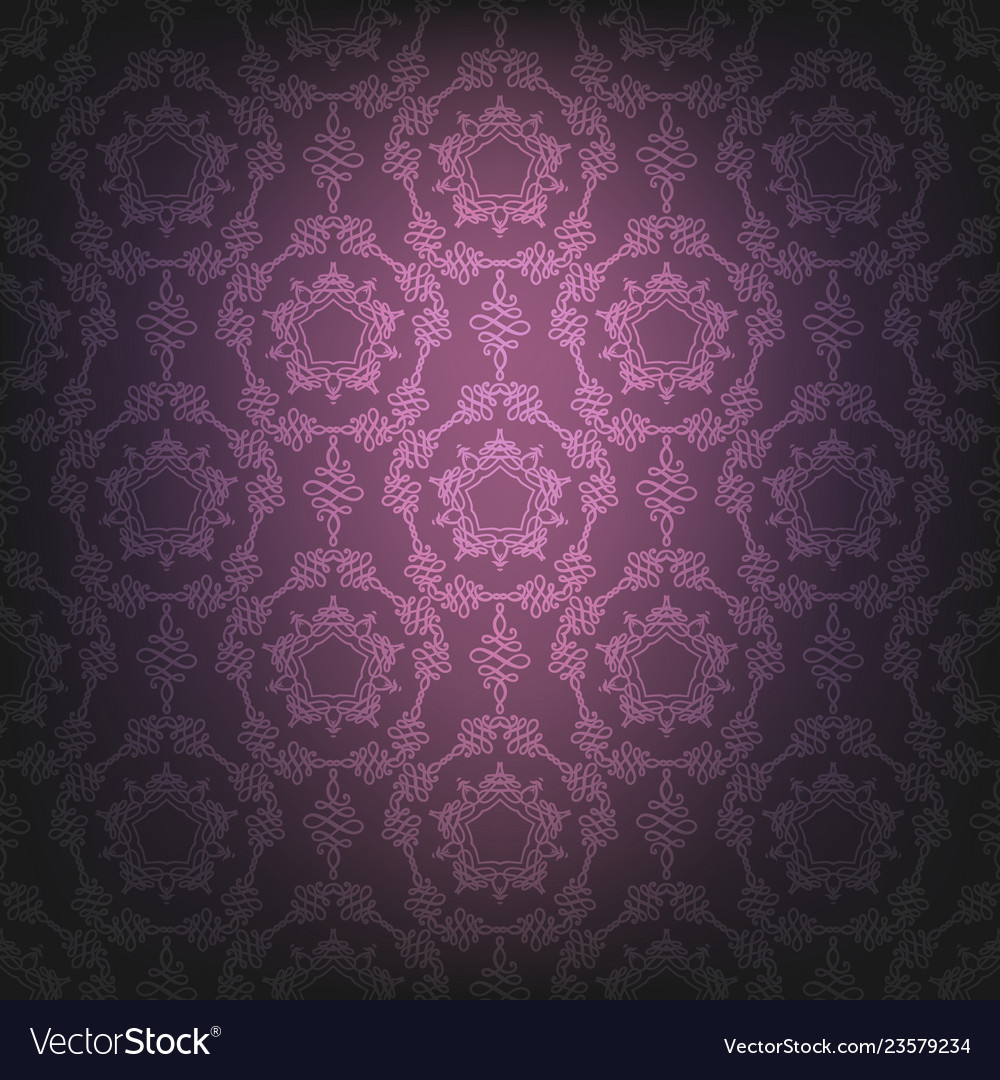 Dark violet lace background