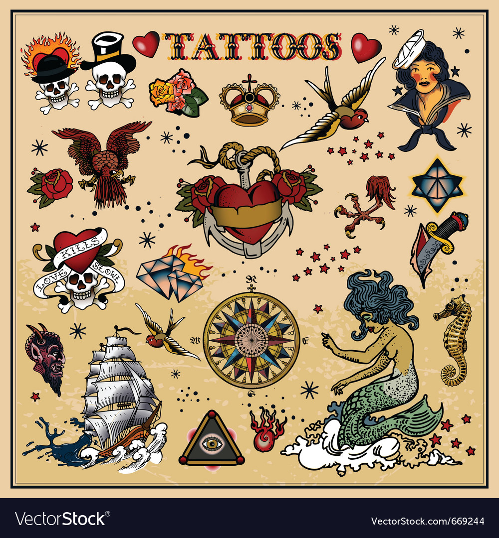 classic tattoos