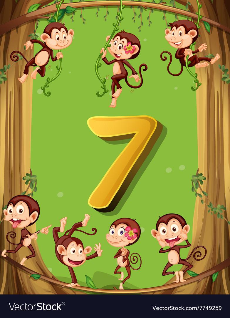 7 Monkeys