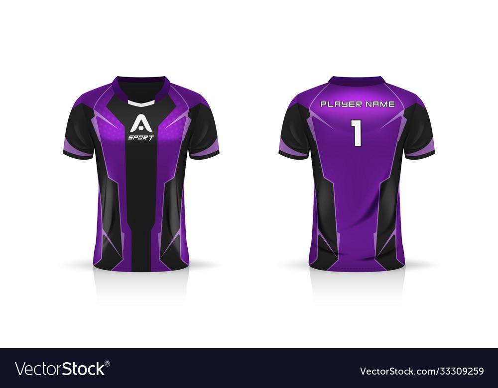 Specification soccer sport esport gaming t shirt