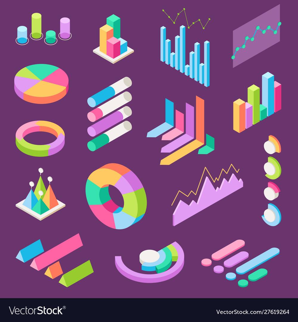 Chart business diagram infochart graph