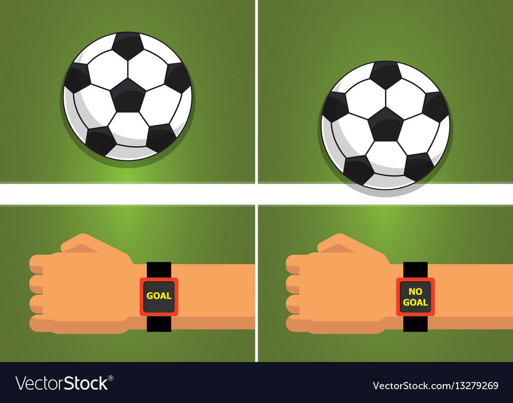 Goal line sport
