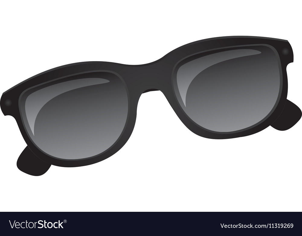 Sunglasses icon image vector image