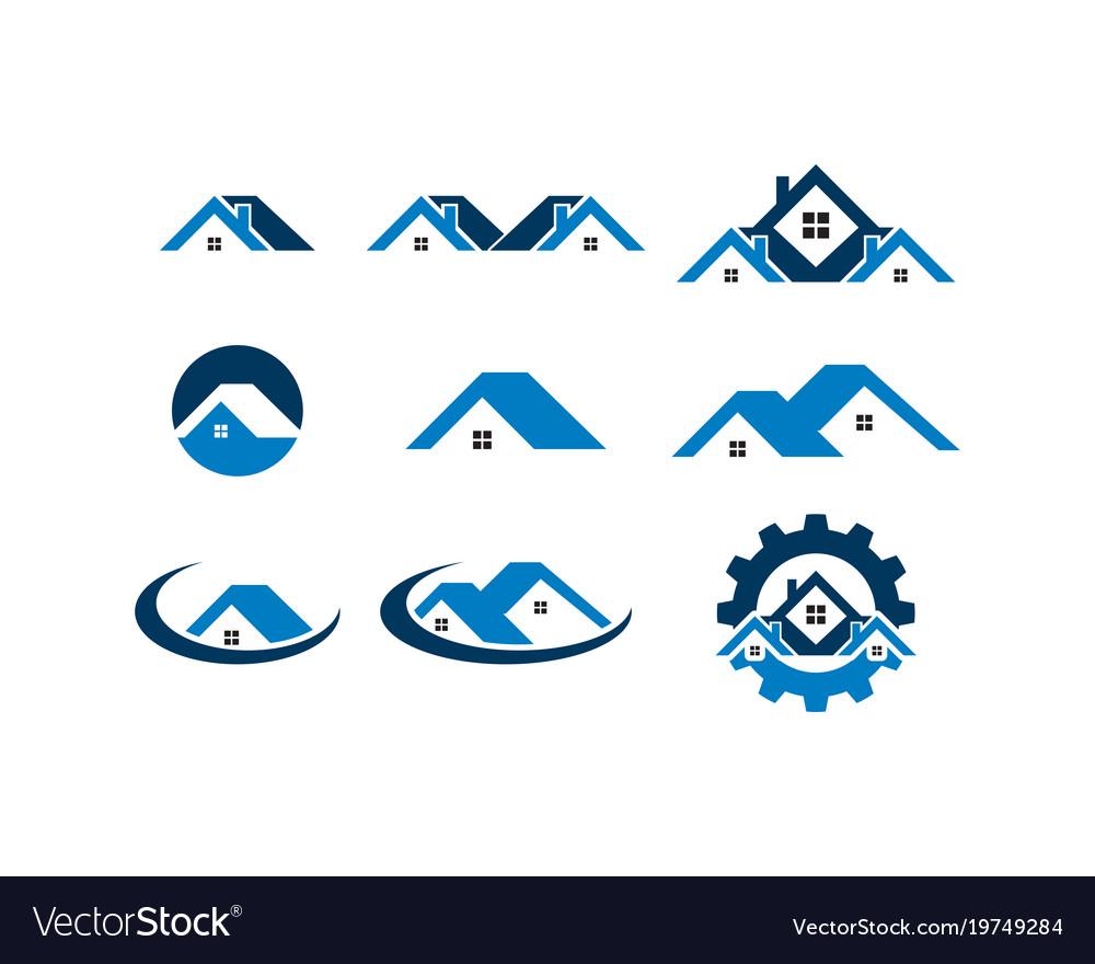 House logo collection