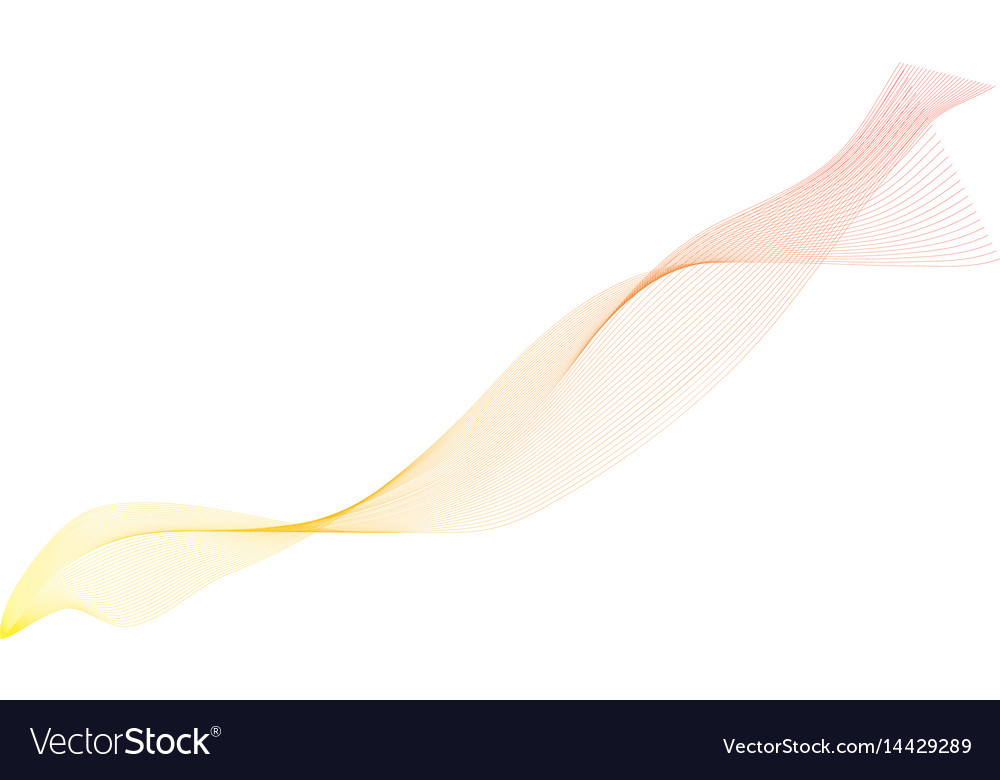 Abstract background orange abstract background vector image
