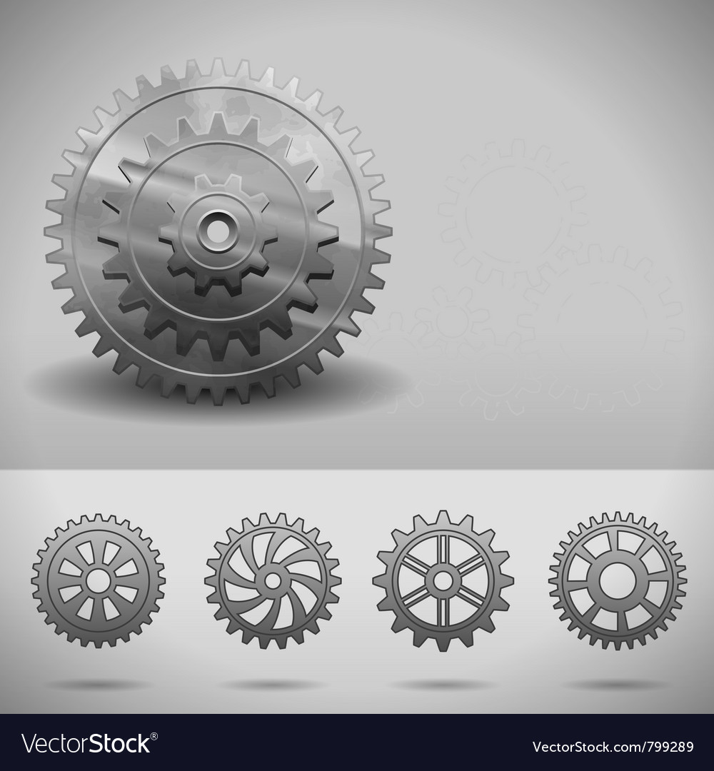 Gear wheels cogwheels