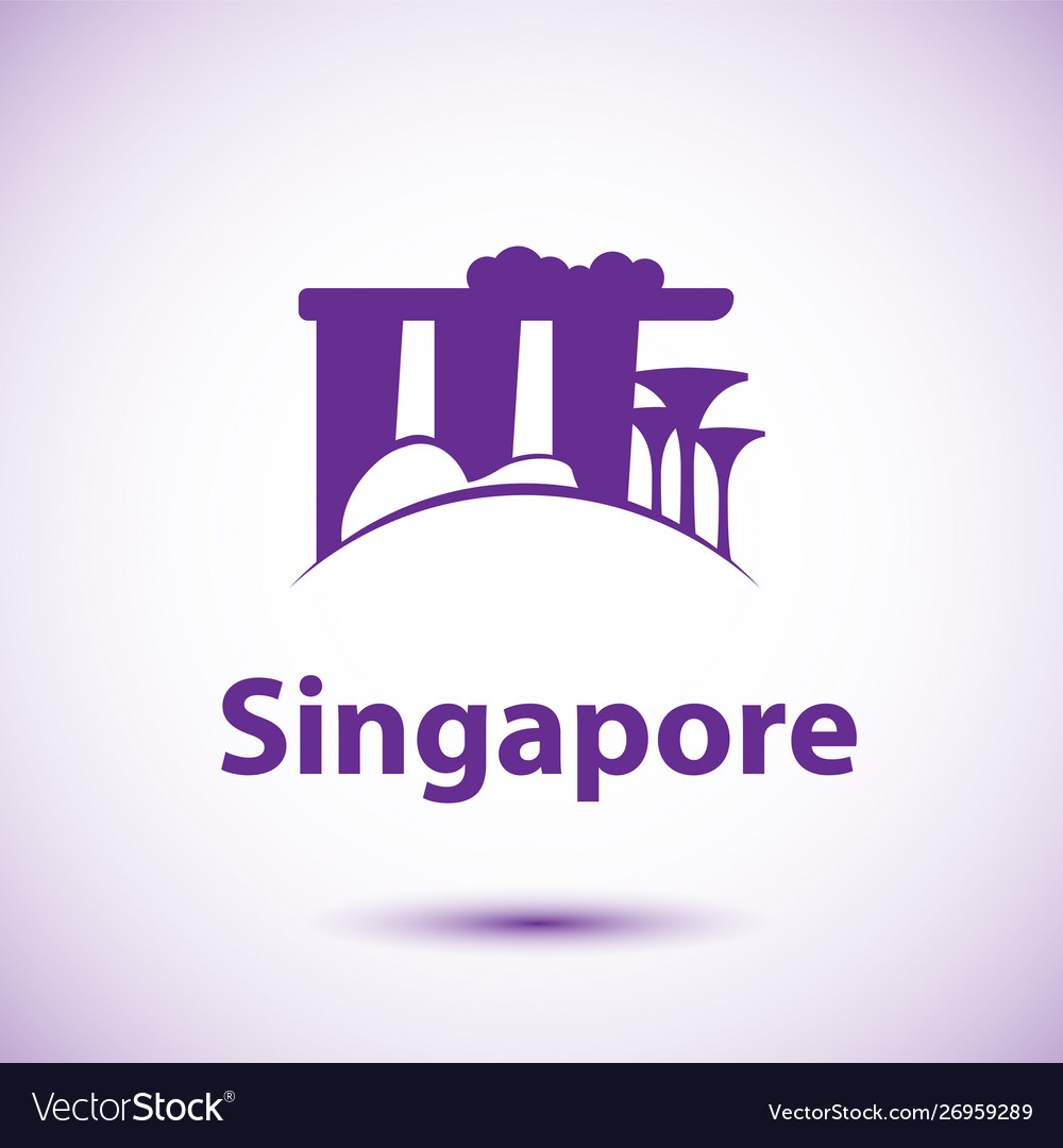 Singapore detailed silhouette trendy