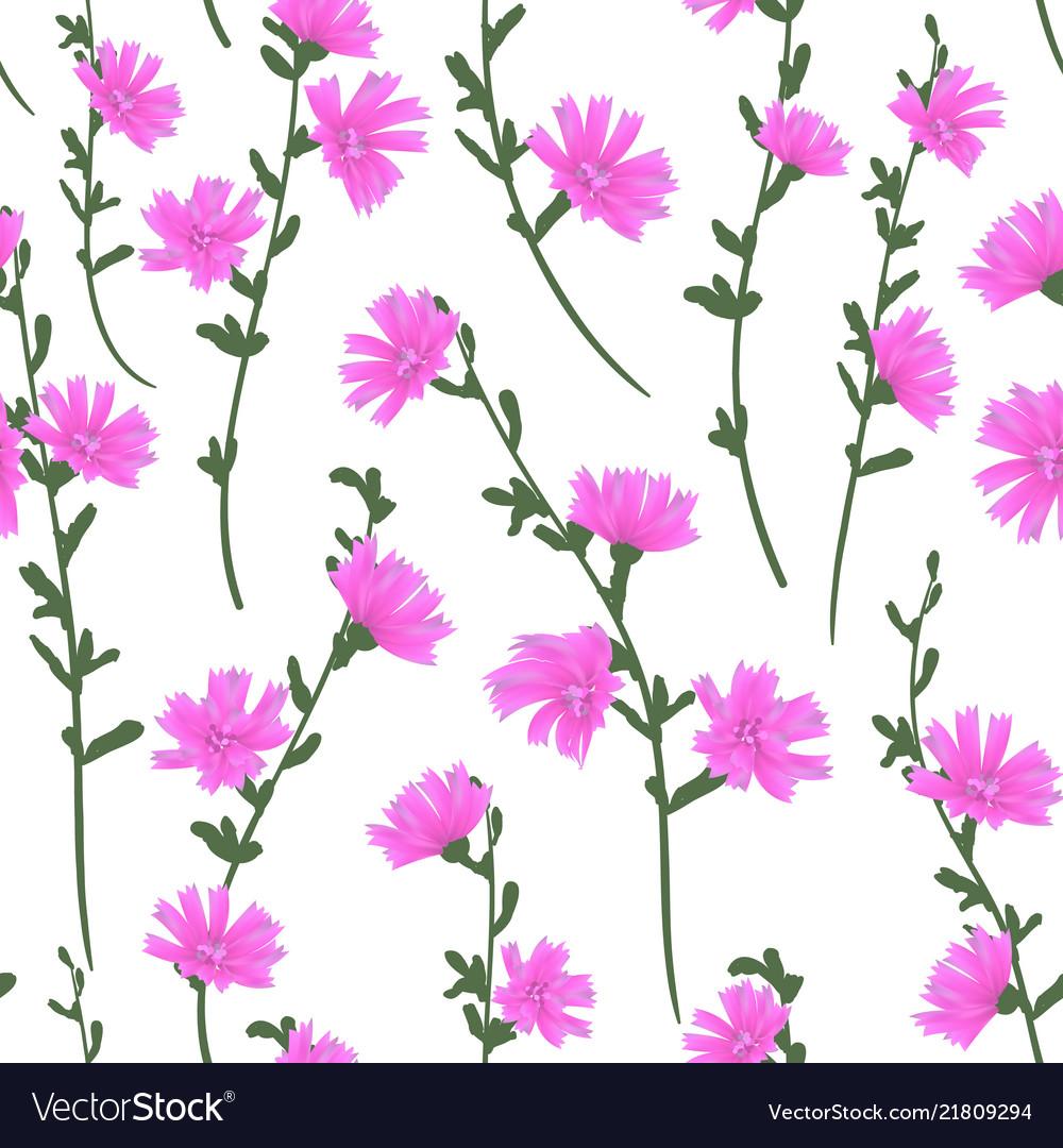 Cute pattern in small flower