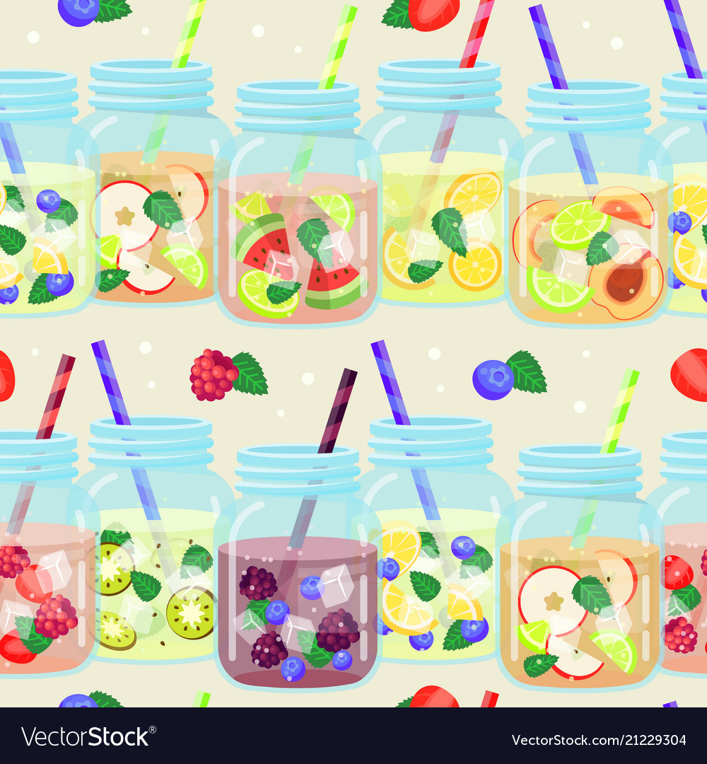 Fresh drinks pattern