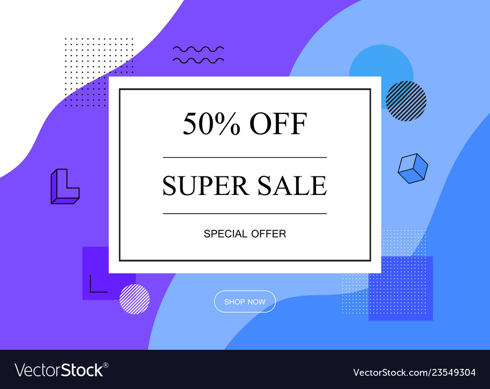 Super sale 50 off promo coupon special offer
