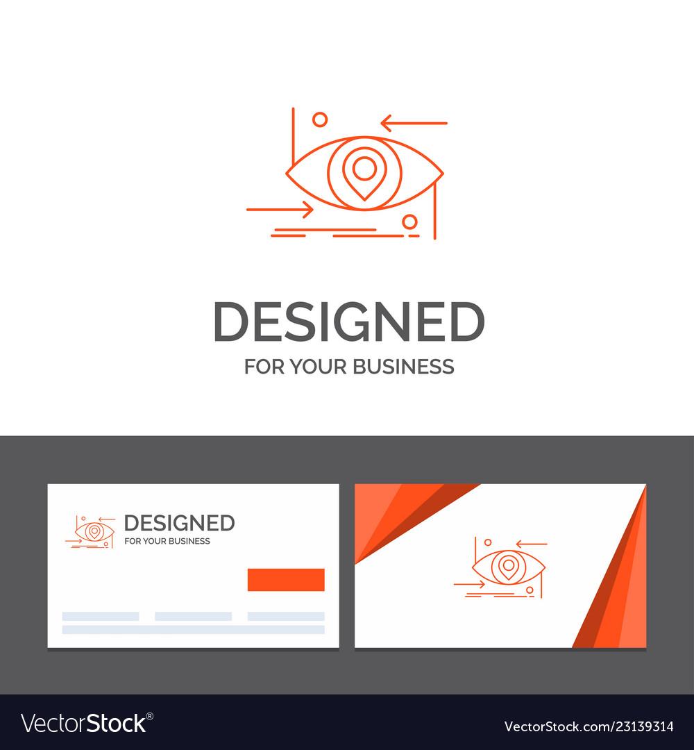 Business logo template for advanced future gen