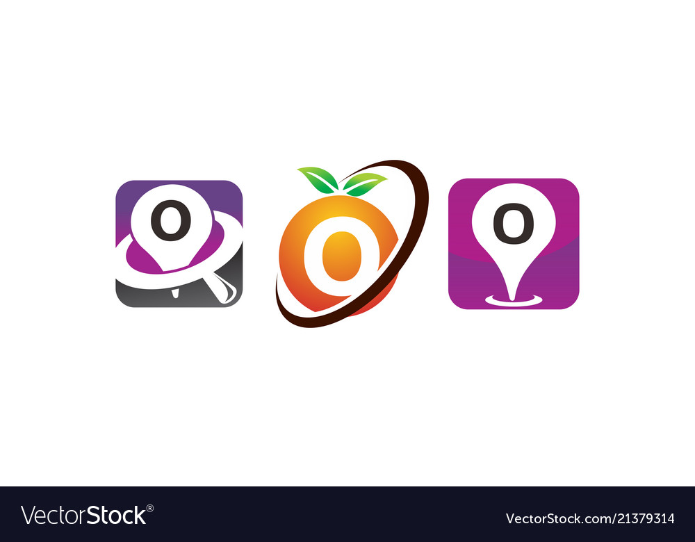 Pin location fruit o template set