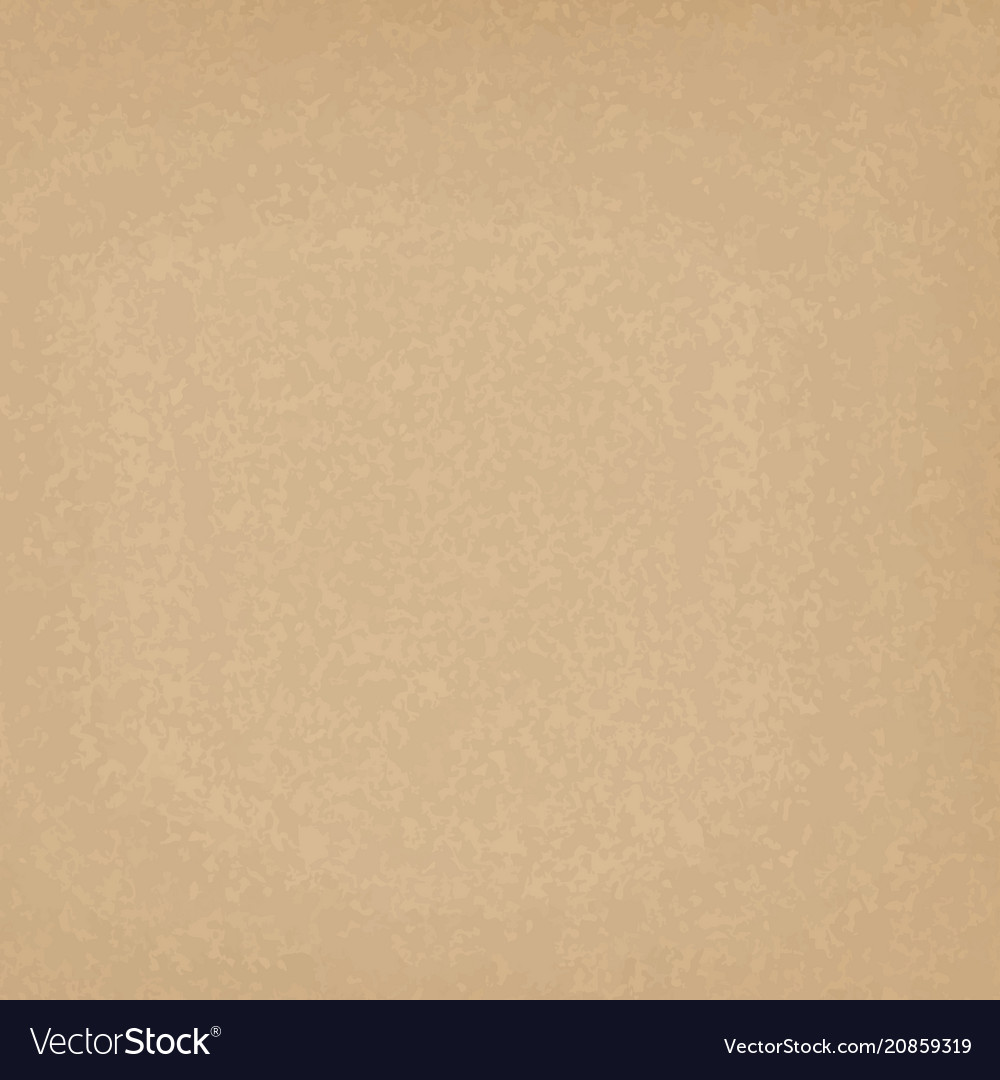 Seamless yellow old paper background vector image