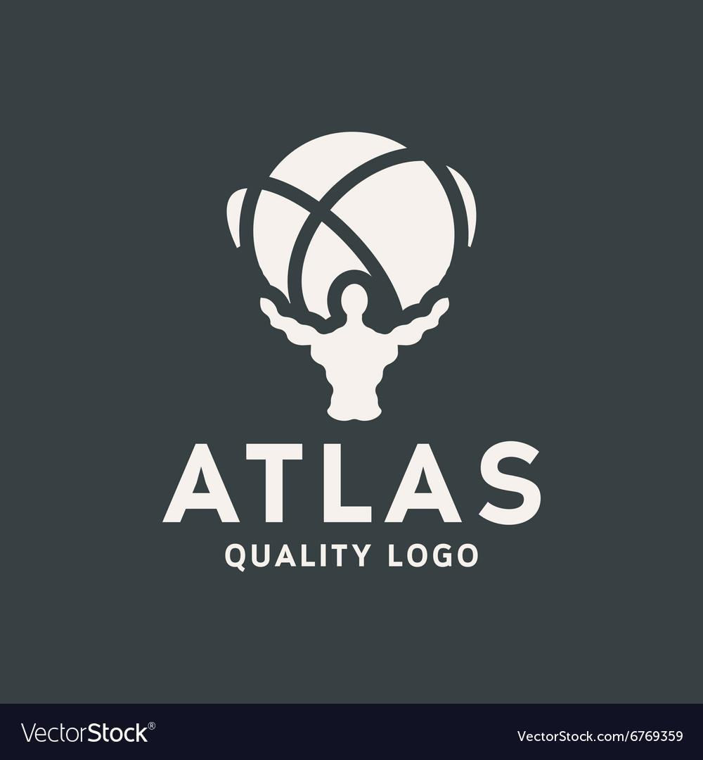 Atlas Titan Vector Images 50