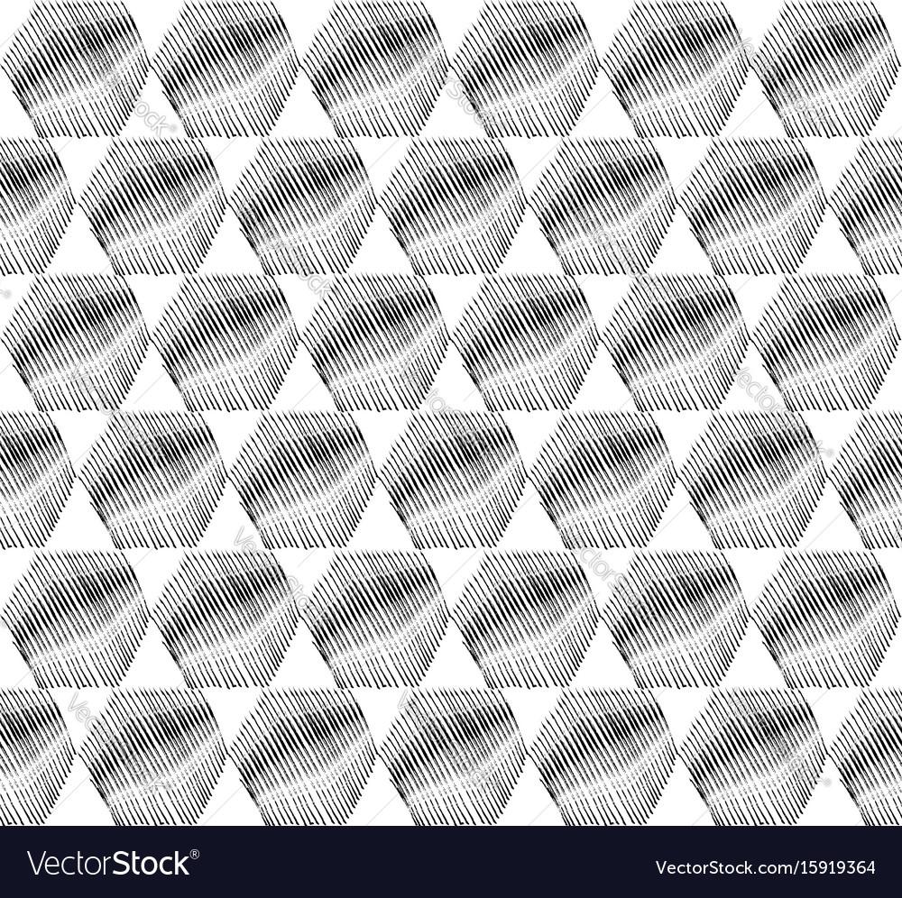 Abstract oriental pattern doodle arabic geometric