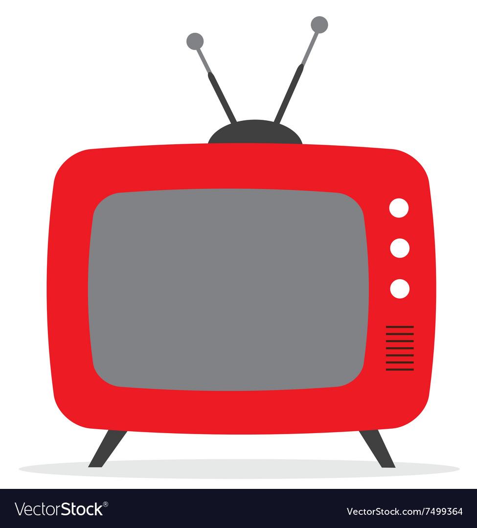Телевизор мультяшный картинка