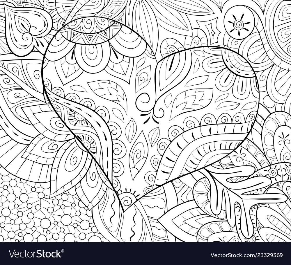 Adult Coloring Pages (con imágenes) | Mandalas para colorear ... | 913x1000