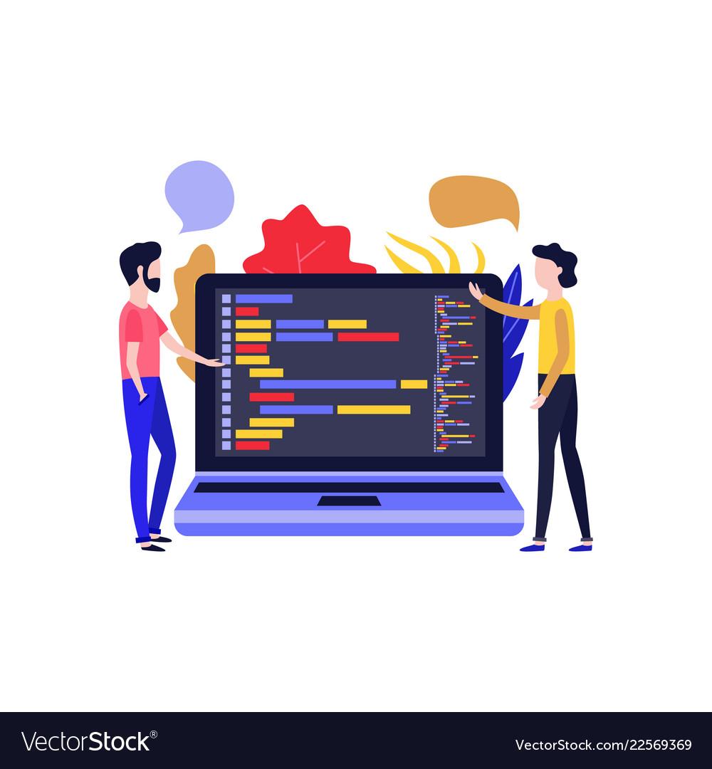 Application development - men