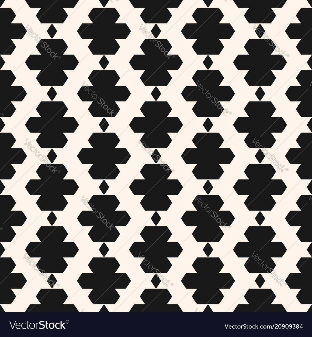 Ornamental seamless pattern in ethnic style
