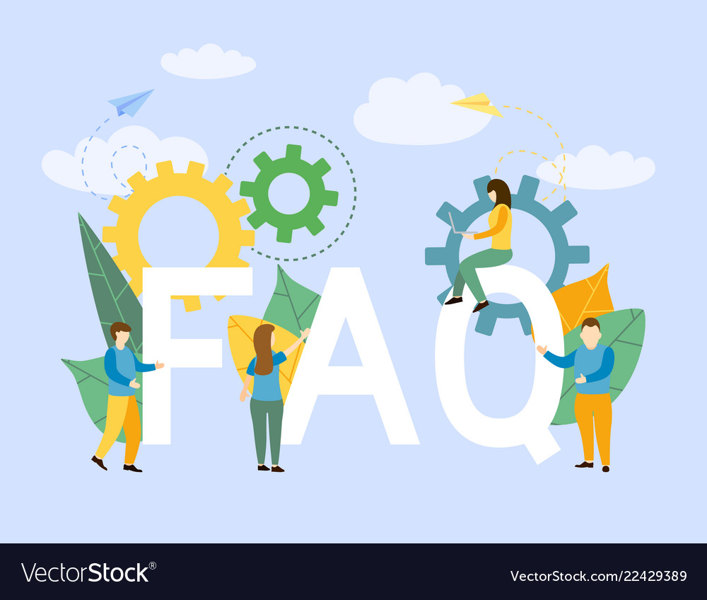 Frequently asked questions business with letters s