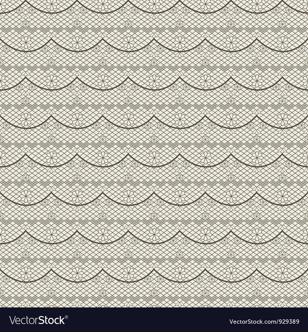 Seamless lacy pattern
