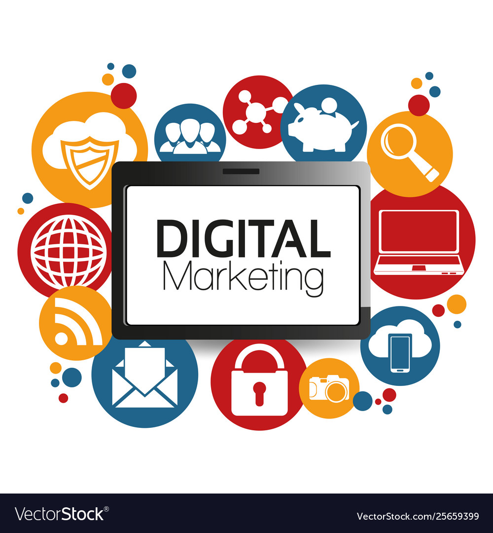 26+ Digital Marketing Vector Graphics
