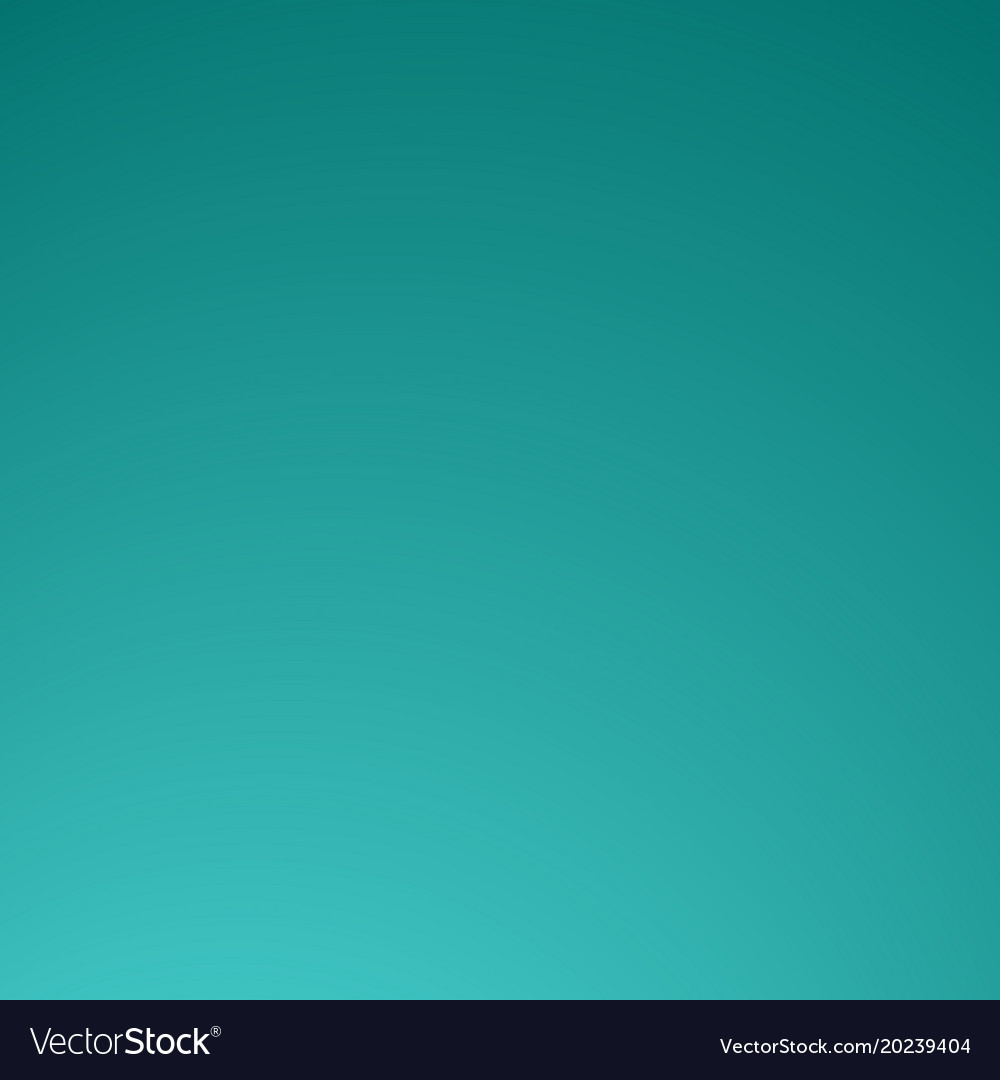 Teal abstract gradient background - blurred