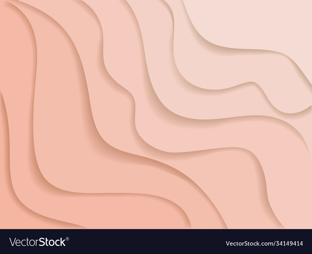 Abstract topography concept design or flowing