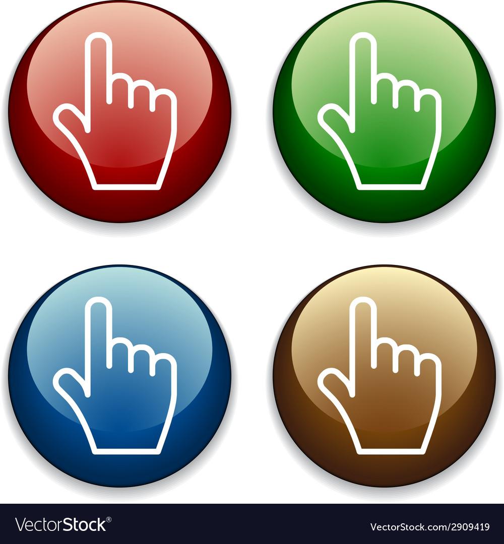 Hand buttons