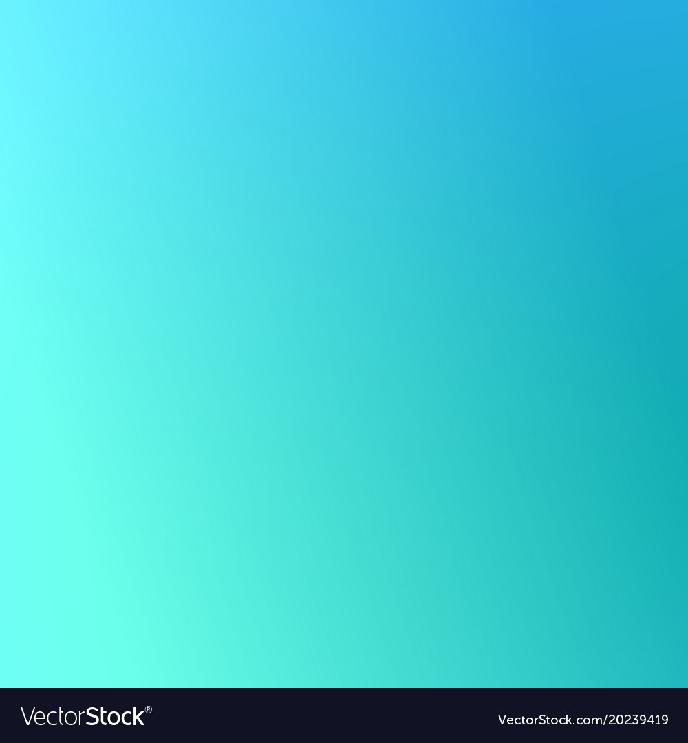 Light Blue Abstract Gradient Background Blurred