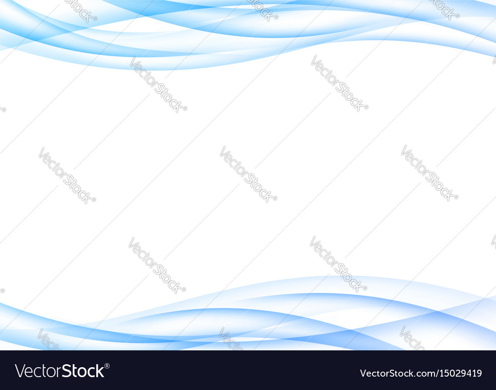 Modern blue energy lines abstract certificate vector image