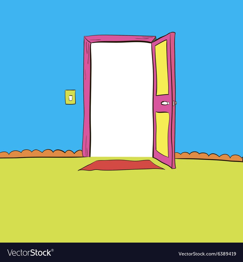 wide open doors. Wide Open Doors R