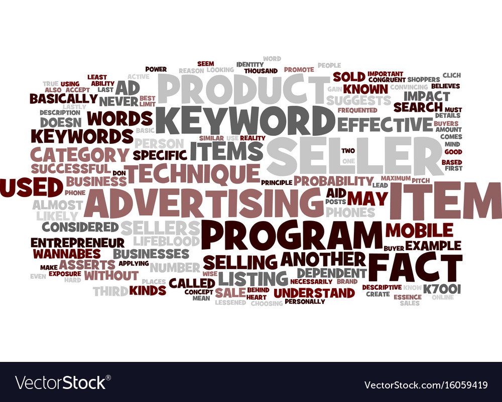 Power words text background word cloud