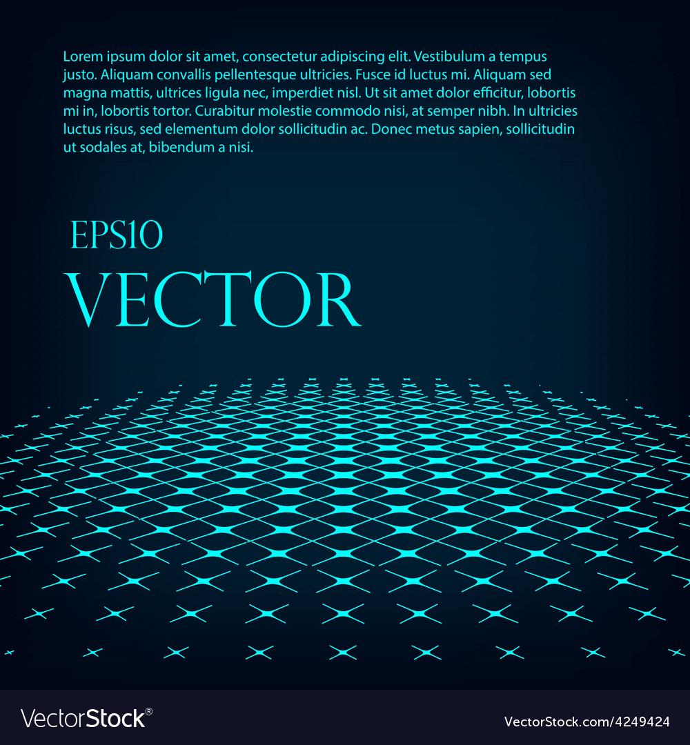 Virtual tecnology background Eps 10