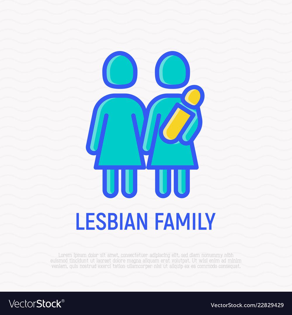 Lesbian sed
