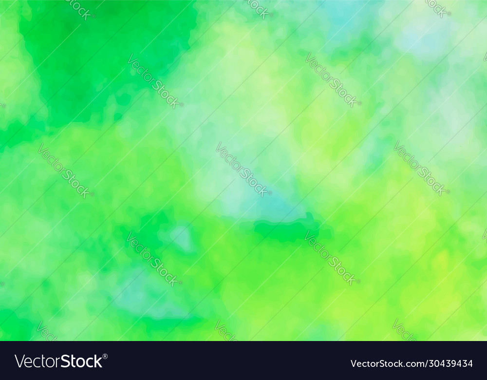 Abstract bright green yellow gradient