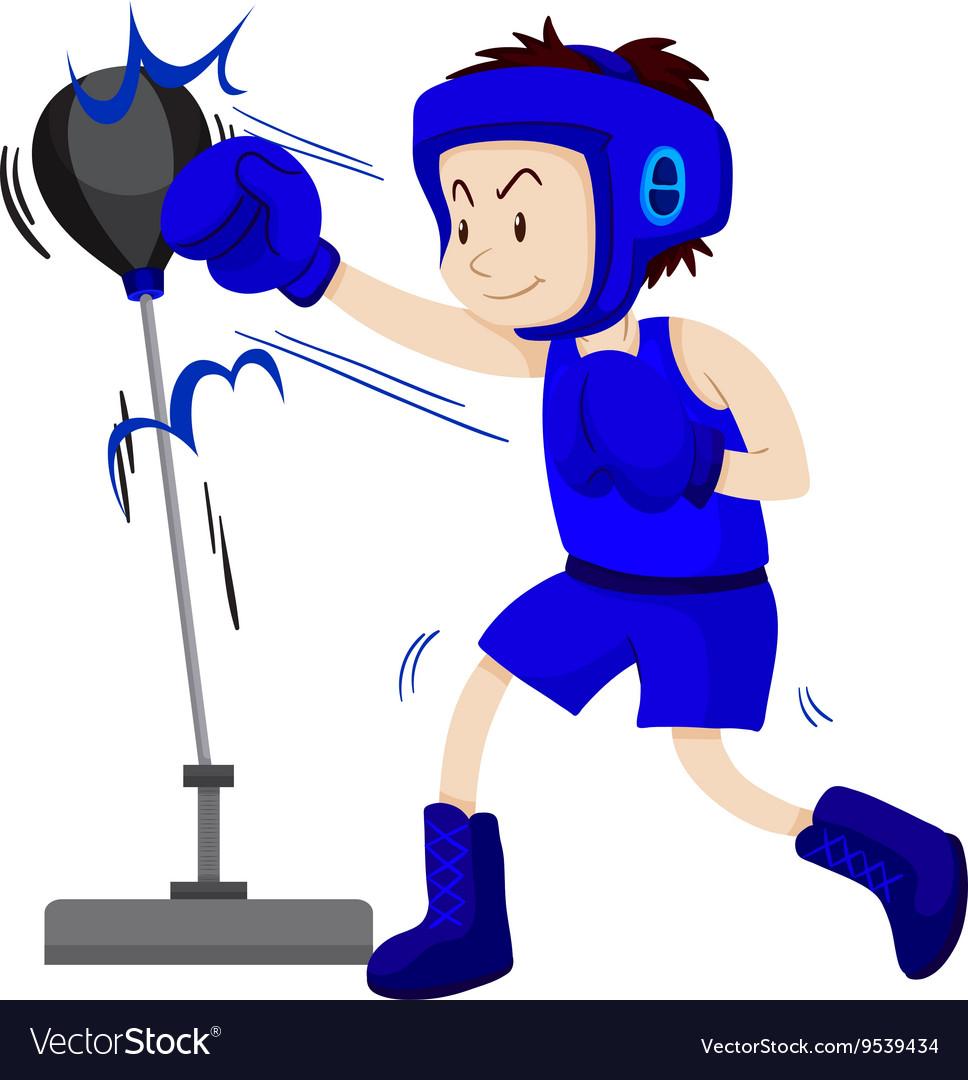 картинки профессии боксер минер