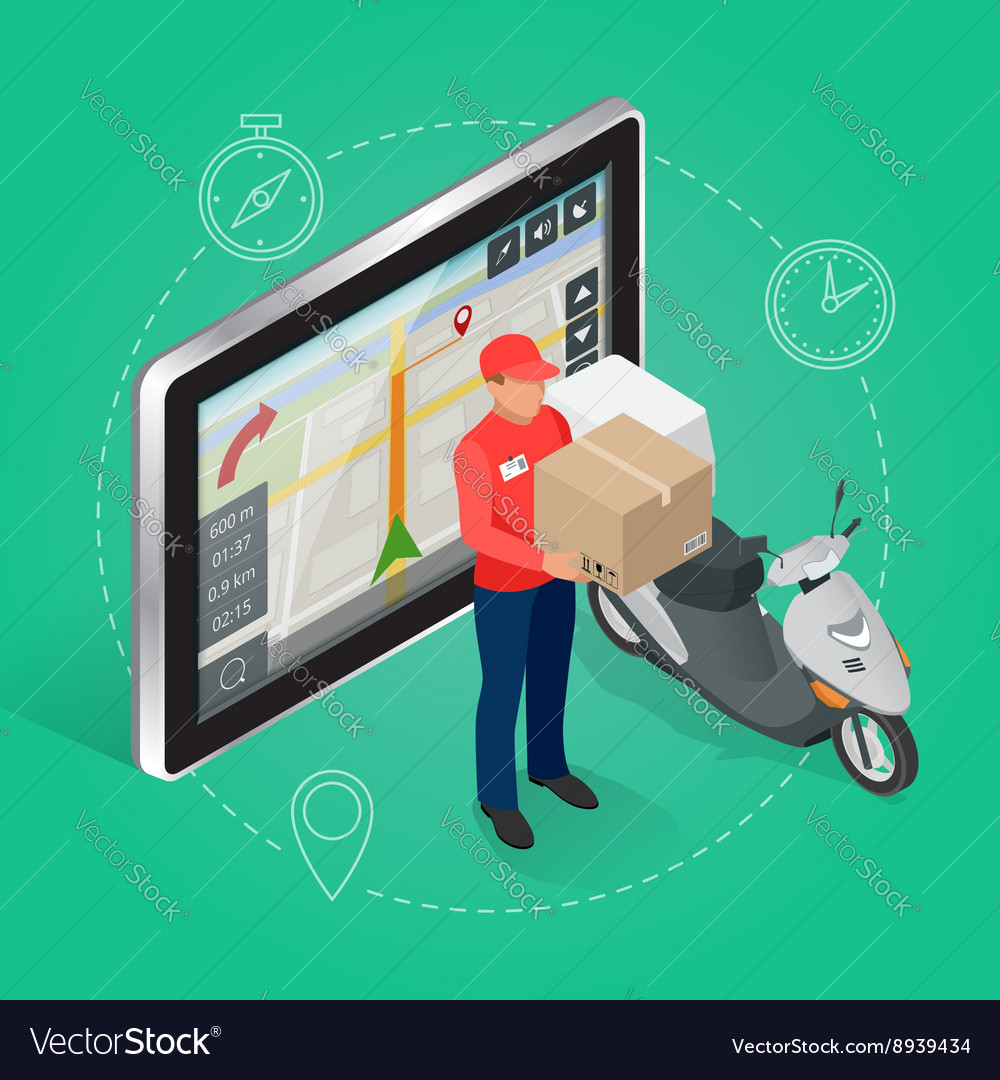 Geolocation gps navigation touch screen tablet and